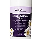 Wipex Natural Fitness Equipment Wipes