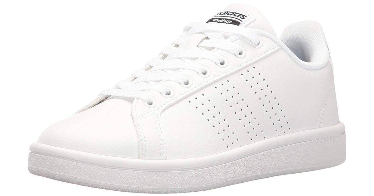 40a9707d2fc04 Adidas Cloudfoam Advantage Clean Fashion Sneakers | Best Sneakers on ...