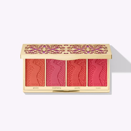 Tarte Blush Bliss Palette Swatches