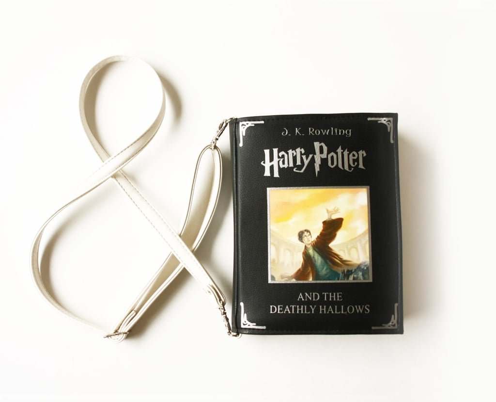 Harry Potter and the Deathly Hallows Faux Leather Bag ($105-$150)