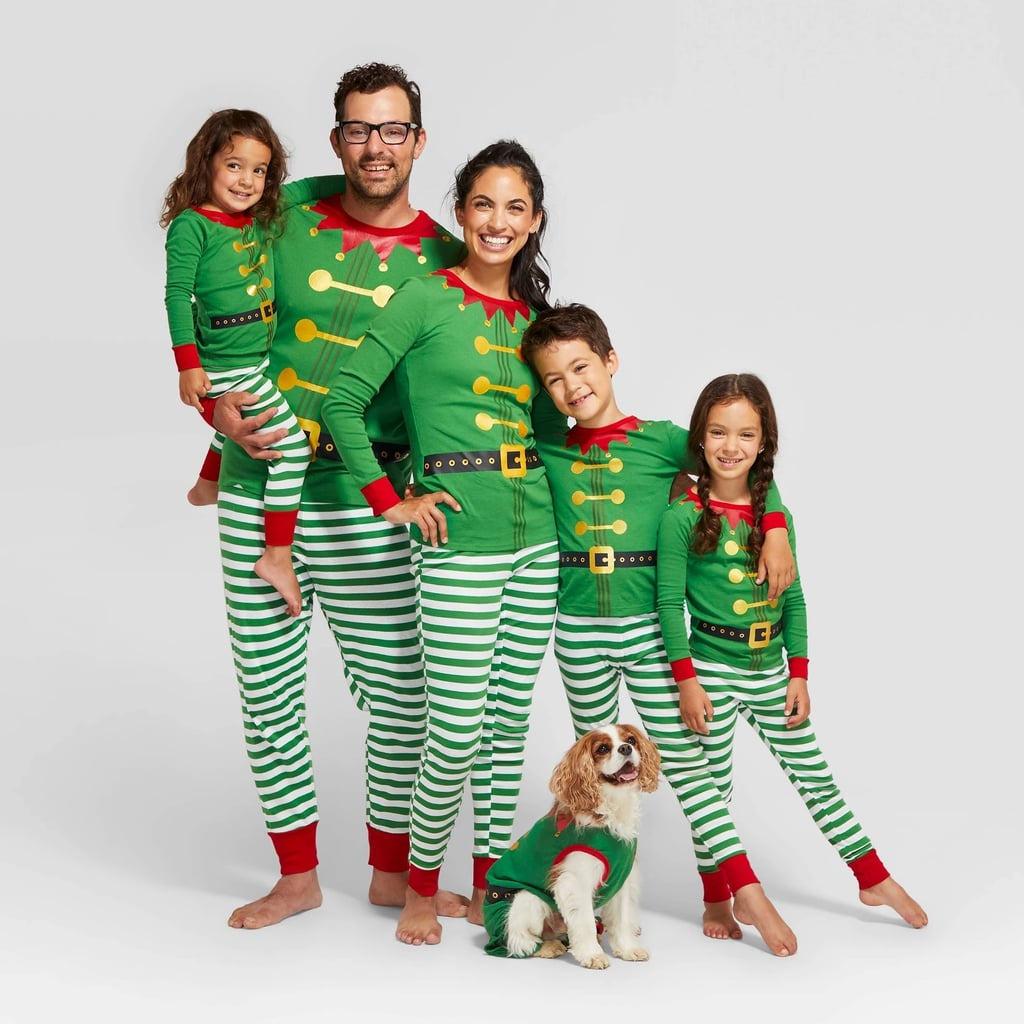 Christmas Pjs.The Best Matching Family Christmas Pajamas In 2019