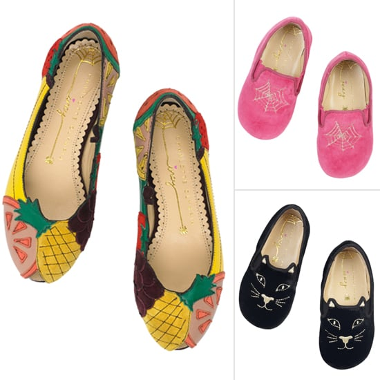 Charlotte Olympia Incy Collection For Kids