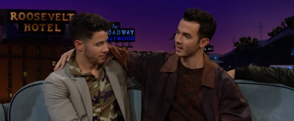 Jonas Brothers Talk About Weddings James Corden March 2019