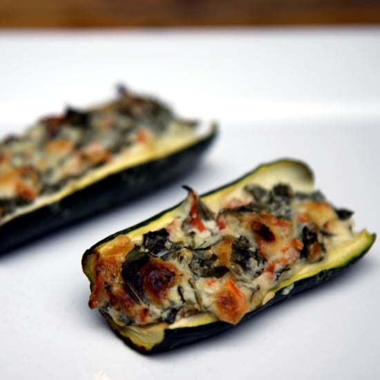 Healthy Zucchini Boats Recipe