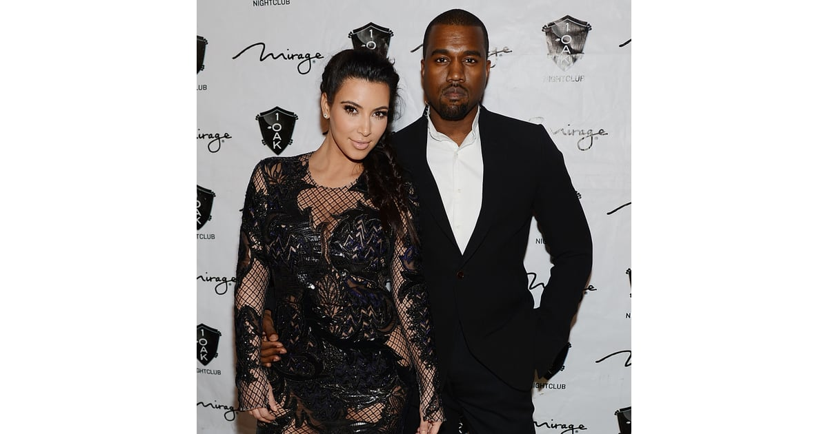 Kim Kardashian and Kanye West's Baby Name Rumors ...