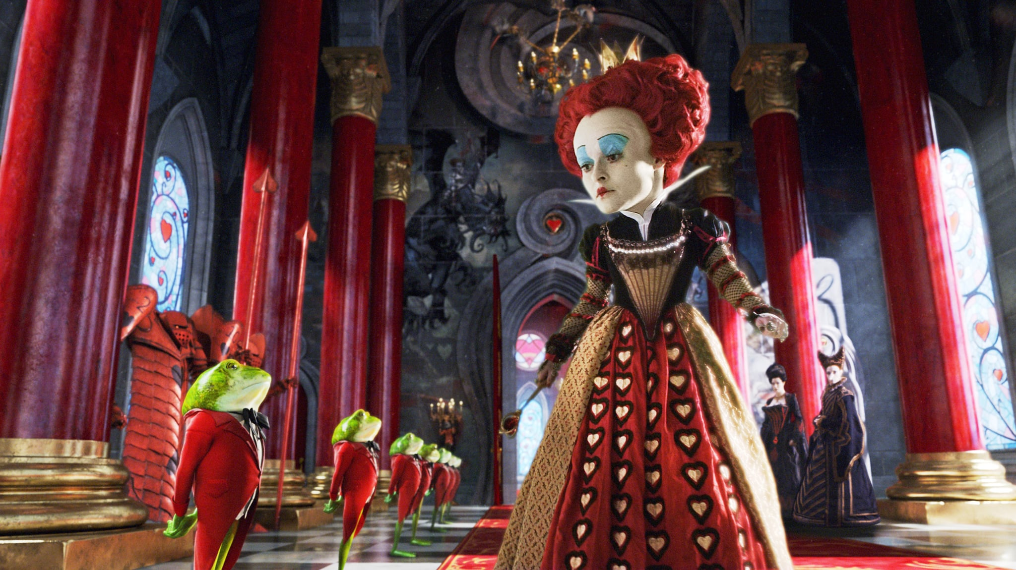Alice in Wonderland (2010)   Every Disney Live-Action Remake Ranked From  Worst to Best   POPSUGAR Entertainment Photo 7