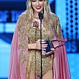 2019: Taylor Swift Accepted the Artist of the Decade Award