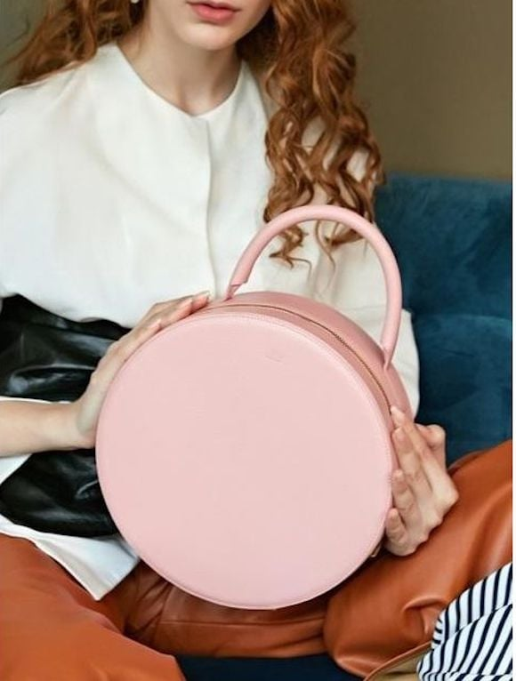 Camilla Circle Bag Pink