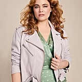 Baby Jane Leather Moto Jacket ($998)