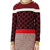 Gucci Intarsia Knit Top