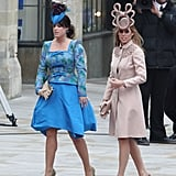 Princess Beatrice Wedding Guest Dresses