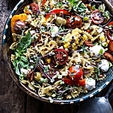 Everything-but-the-Kitchen-Sink Pasta Salad