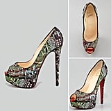 Louboutin's Geek-Toe Pump