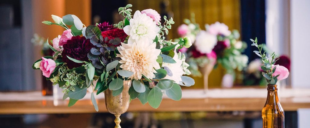 These Seasonal Flowers For a Fall Wedding Will Take Your Breath Away