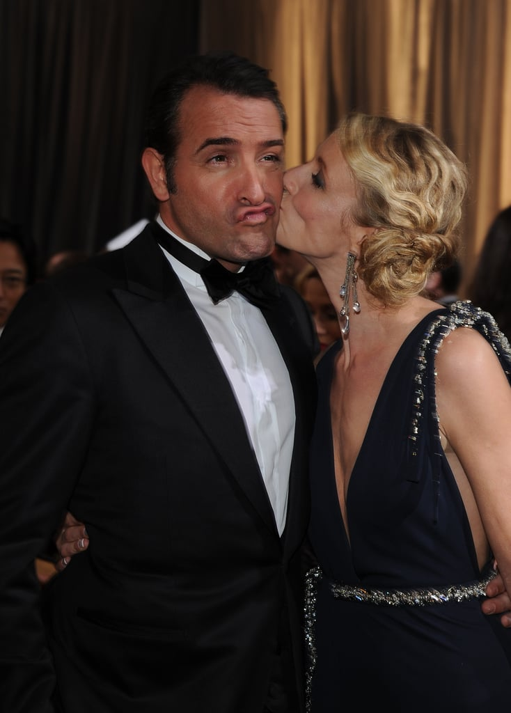 Prior to winning the best actor oscar the artist 39 s jean for Dujardin lamy