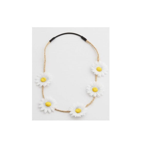 Daisy Chain Headband, $12.99