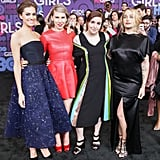 All Four Girls Looked Flawless on the Red Carpet