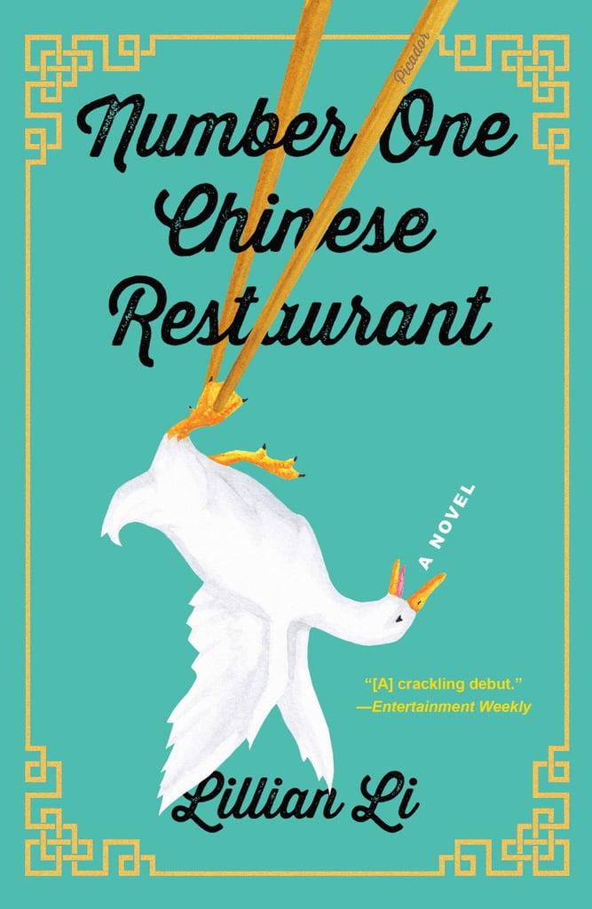 A book set in a restaurant
