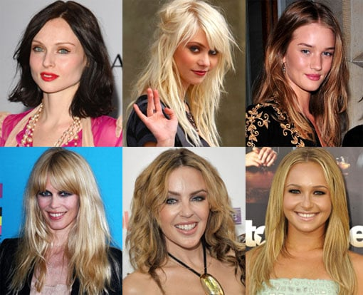 Which celebrities have hair extensions popsugar beauty uk does she or doesnt she wear hair extensions pmusecretfo Choice Image