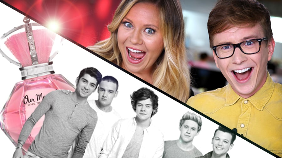 Top That! | One Direction's Perfume, Splits on Trees, and More!