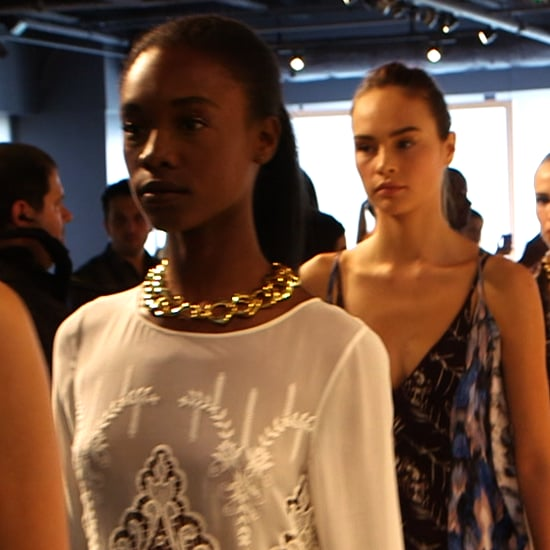 Rachel Roy Spring 2013 Runway (Video)