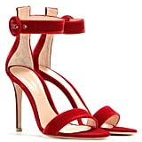 Our Pick: Gianvito Rossi Velvet Sandals