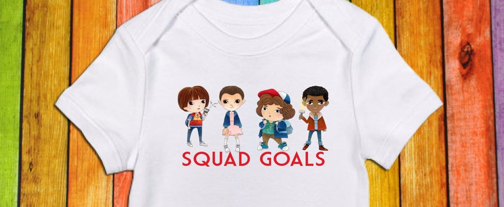 20+ Stranger Things Gifts For Cool Babies