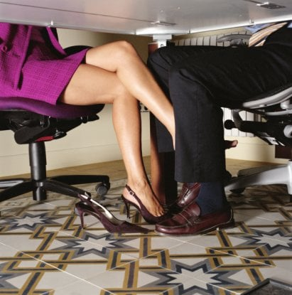 Sexual Harassment Claims From Men on the Rise