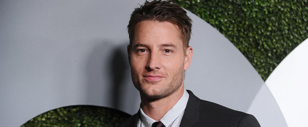 Justin Hartley's Advice to His Younger Self Could Double as a Motivational Poster