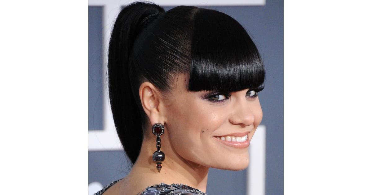 Jessie J Hairstyle: See Grammys Hairstyles From All Sides