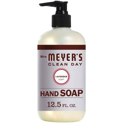Mrs. Meyer's Clean Day Lavender Liquid Hand Soap
