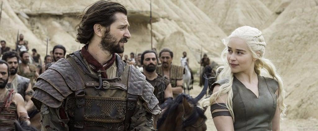 These Sexy GIFs of Daenerys Targaryen Will Make You Burst Into Flames
