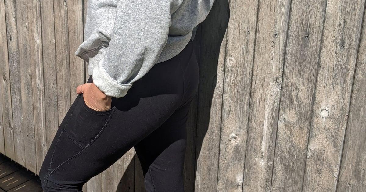 Womens Tummy Control High Waist Leggings Sunflower on Wooden Board