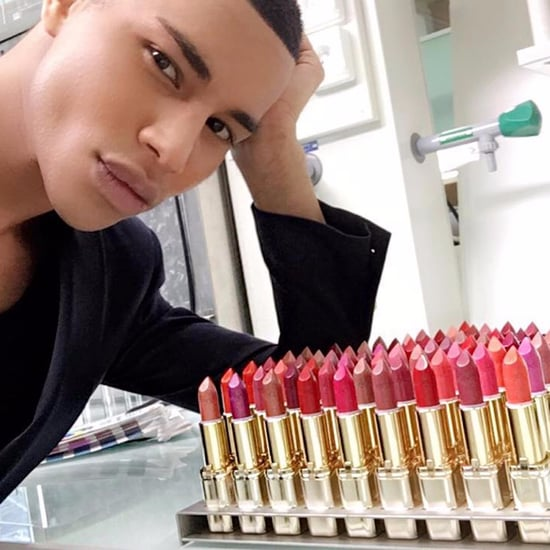 Balmain and L'Oreal Makeup Collaboration