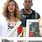 Beyonce Knowles and Jay-Z PDA at Festival | Pictures