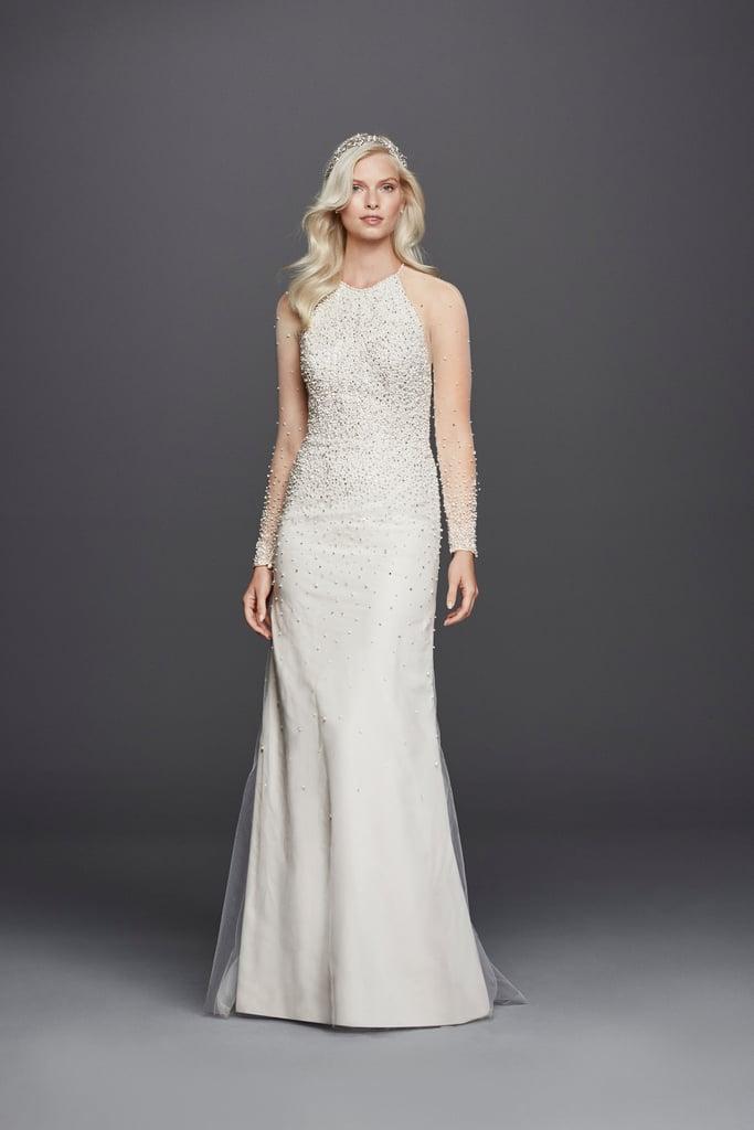 Davids Bridal Wedding Gown 49 New