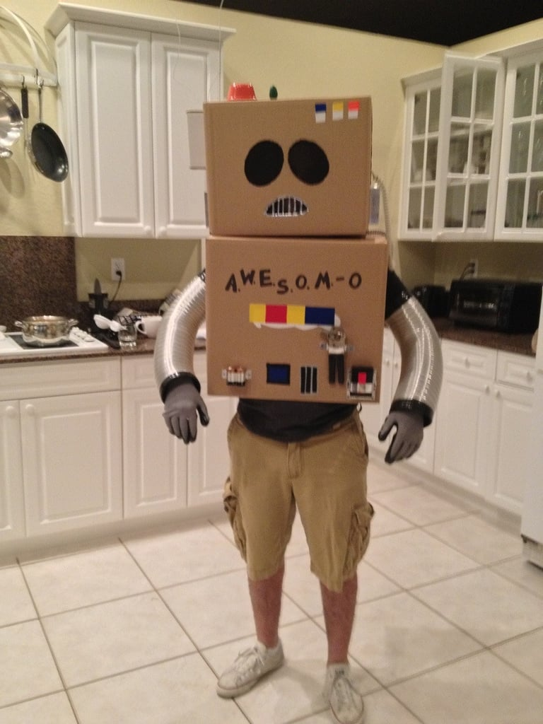 Diy costumes for men popsugar australia smart living solutioingenieria Image collections