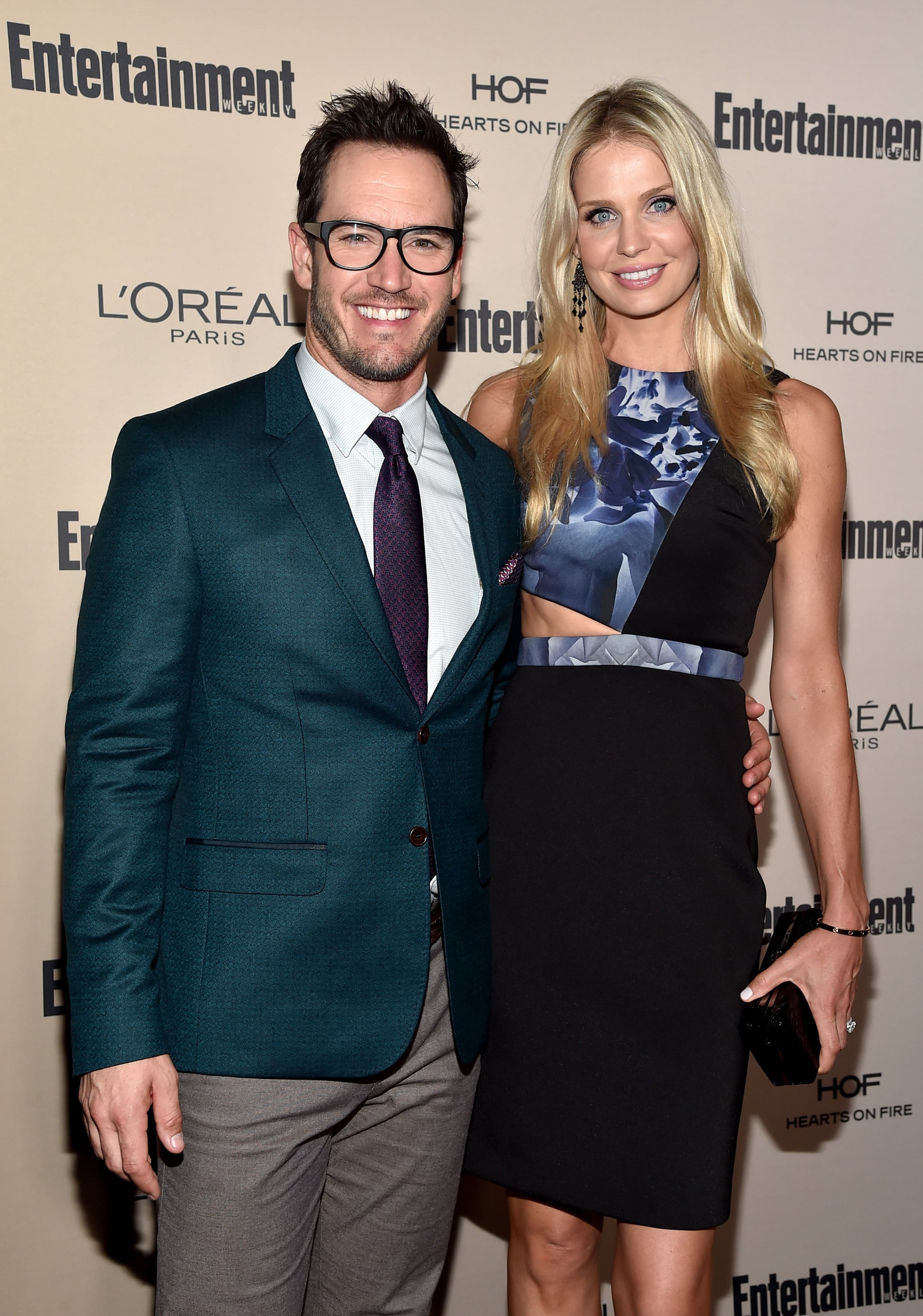 Mark Paul Gosselaar And Catriona Mcginn At Emmys Party 2015 Popsugar Celebrity This will mark the second. mark paul gosselaar and catriona mcginn