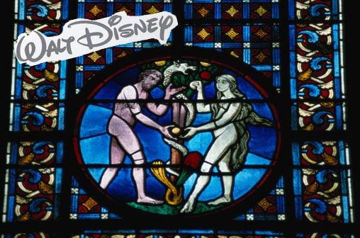 Adam and Eve: Prayed in Manhattan