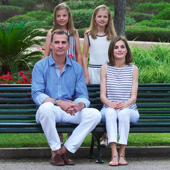Spanish Royal Family Summer Portraits 2016