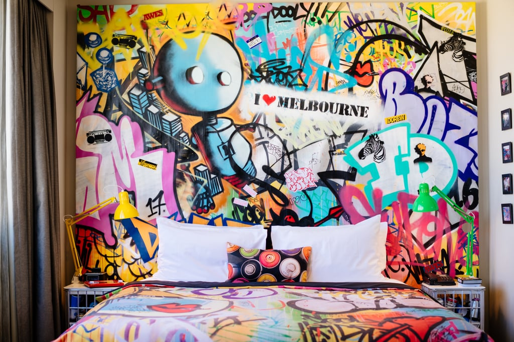 This Graffiti Loft Is the Coolest New Stay in Melbourne