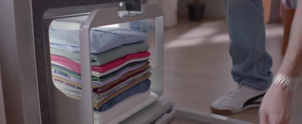 FoldiMate Laundry-Folding Robot