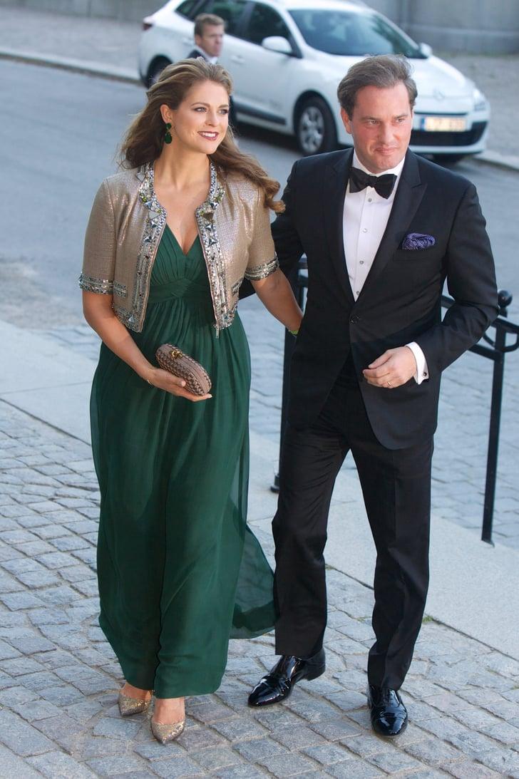 Princess Madeleine And Husband Christopher O Neill