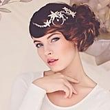 Celestial-Theme Wedding Star Hair Jewelry Headpiece