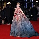 Elizabeth Banks Boldly Took the Red Carpet