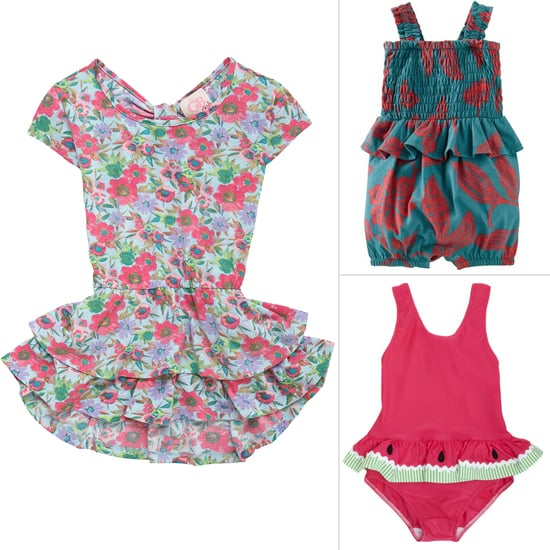 Peplum Girls Clothes