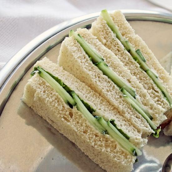 Finger Sandwiches Recipes