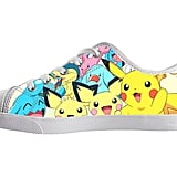 Pokémon Pikachu Cartoon Sneakers