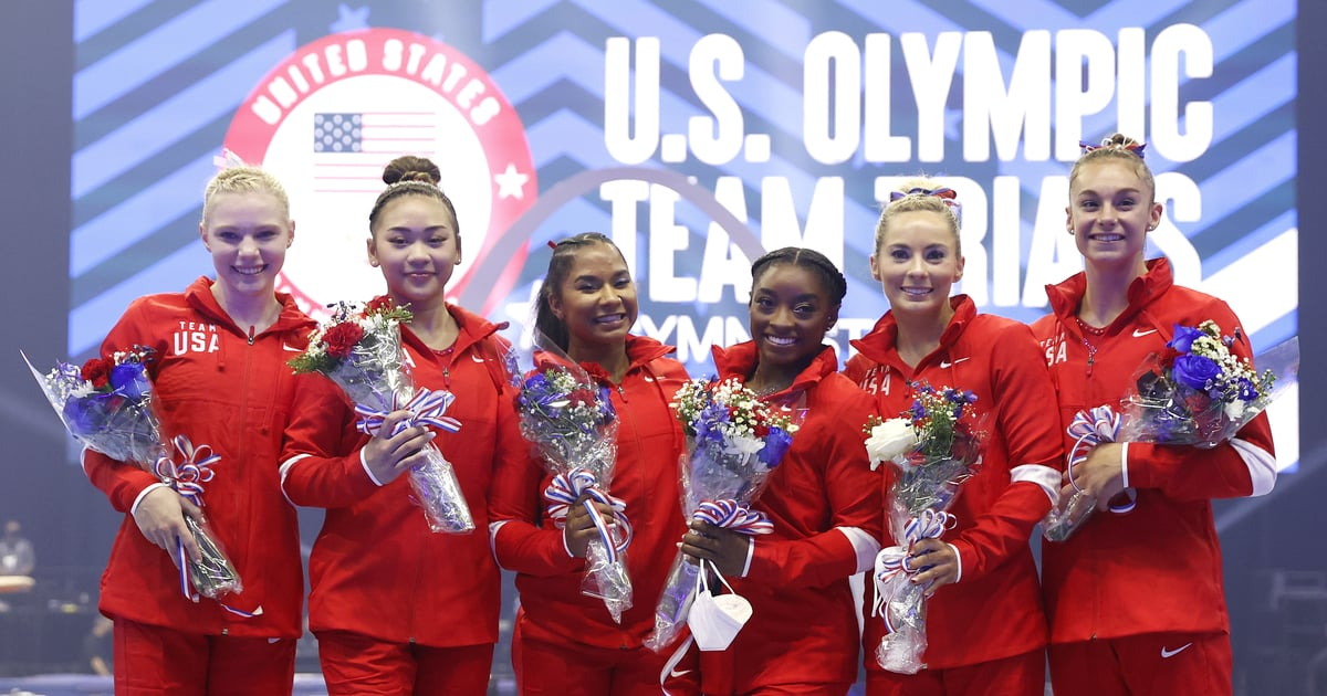 Sparkly Leotards and Sky-High Flips: Get a Sneak Peek of Simone Biles's Gold Over America Tour