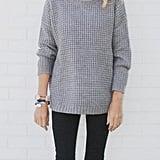 A Cozy Oversize Sweater